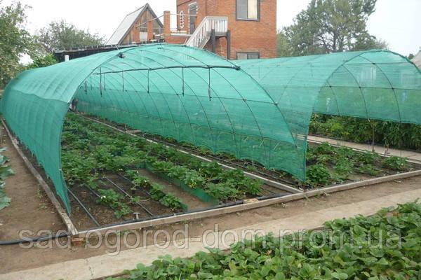 Затеняющая сетка 60% 4м*5м