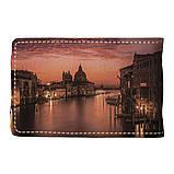 Визитница v.2.0. Fisher Gifts 800 Вечерняя Венеция (эко-кожа), фото 6