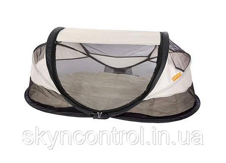 Travel Baby Cot Luxe Ліжко намет для малюків від 0 до 2х років, фото 2