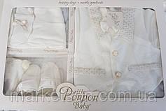 Детский набор для выписки из роддома и Крещения, фото 3