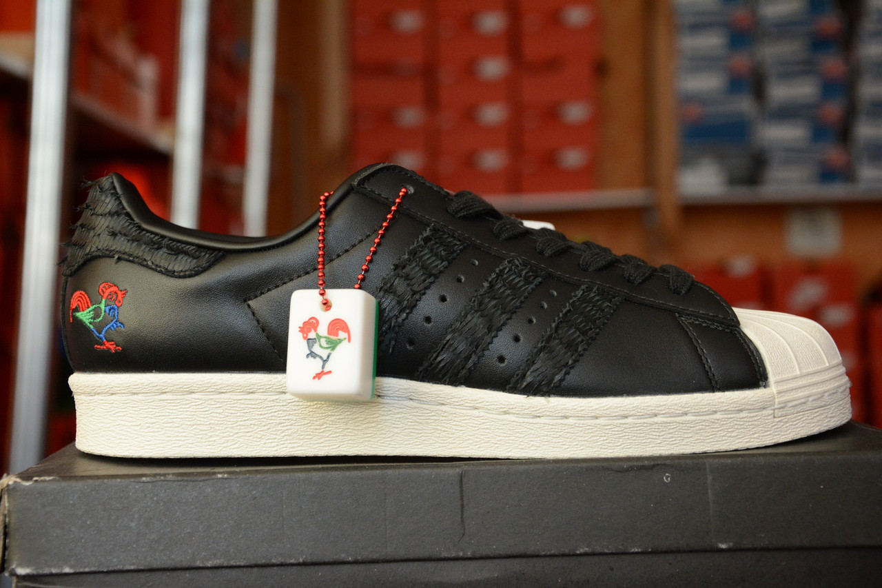 the latest 0e7db f194b Кроссовки Adidas Superstar CNY Year of the Rooster Release Date Profile.  Живое фото. (Реплика ААА+)