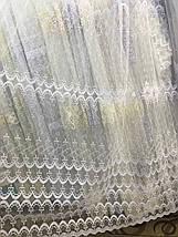 Тюль фатин IST-1117, фото 2