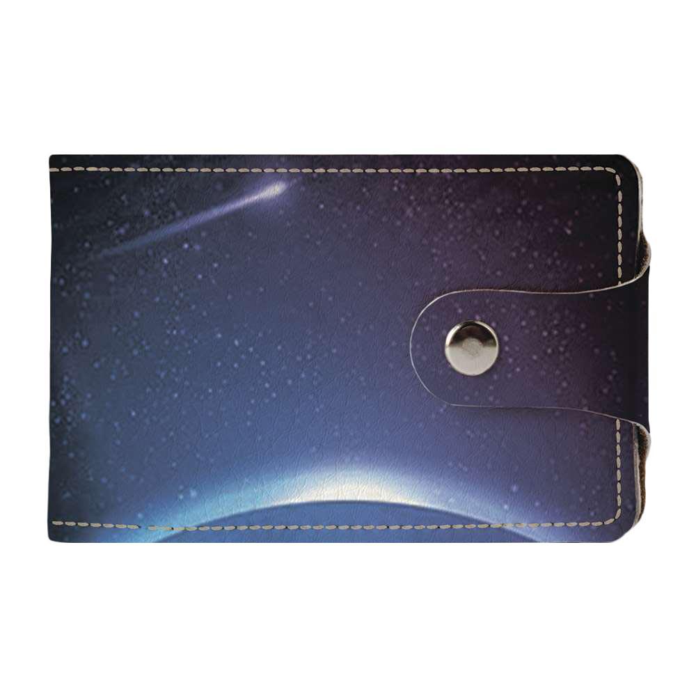 Визитница Fisher Gifts v.2.0. 964 Пролетающая комета (эко-кожа)