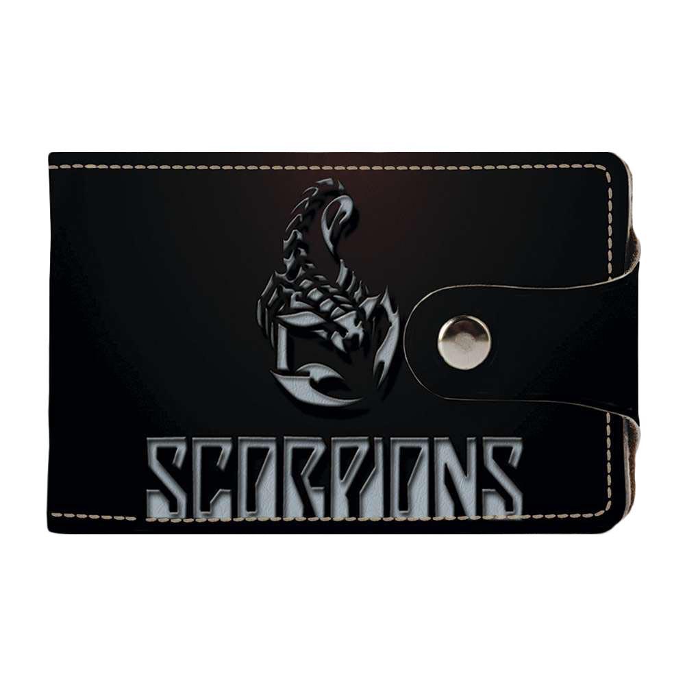 Визитница Fisher Gifts v.2.0. 983 Scorpions 2 (эко-кожа)