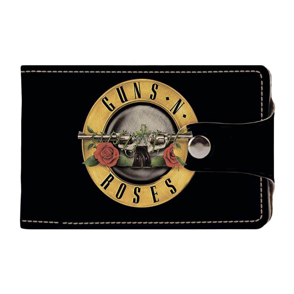 Визитница Fisher Gifts v.2.0. 984 Guns-N-Roses (эко-кожа)