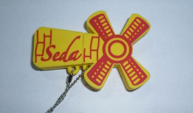Флеш накопитель, флешка USB индивидуальный дизайн