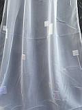 Тюль с ветикальным узором  JH-71 (L)