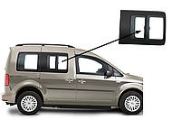 Боковое стекло Volkswagen Caddy 2004-2015 с форточкой правое