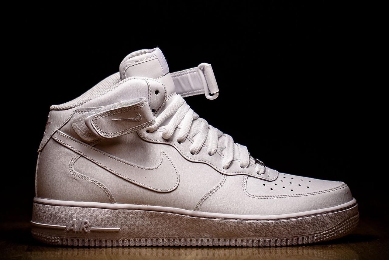 ee614329 Оригинальные мужские кроссовки Nike Air Force 1 Mid 07