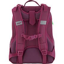 Рюкзак школьный каркасный 703 Flowery K18-703M-2, фото 3