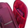 Рюкзак школьный каркасный 703 Flowery K18-703M-2, фото 2