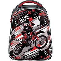 Рюкзак школьный каркасный 731 Extreme K18-731M-1