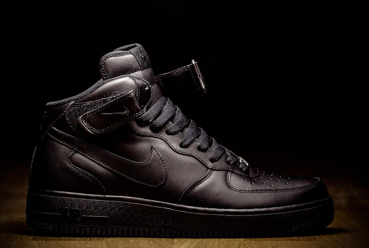 Оригинальные мужские кроссовки Nike Air Force 1 Mid 07