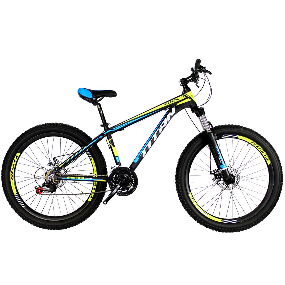 """Фэтбайк - велосипед Titan Trail 26"""""""