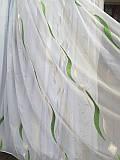 Тюль шифоновая с вертикальным узором JH-78 (L)