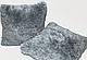 Наволочка меховая с большим ворсом 50х50, фото 7
