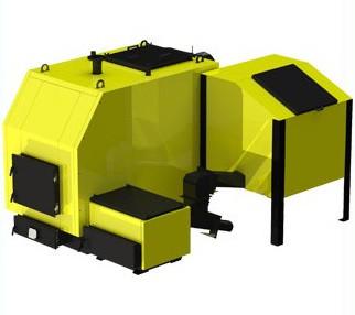 Твердотопливные котлы Kronas Bio-Master 200 кВт (Польша-Украина)