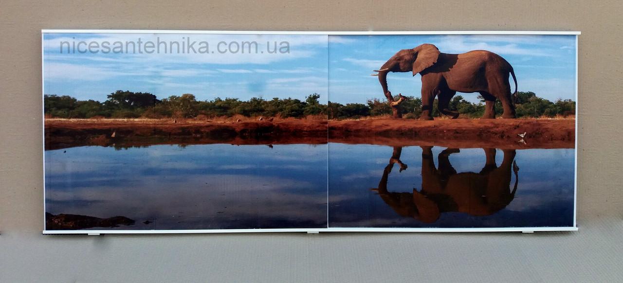 Экран алюминиевый ЕВА-3 Слон