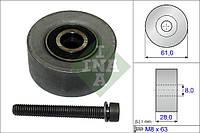 Ролик обводной INA 532047210 Chevrolet Aveo 1.4 1.6 Cruze 1.6 1.8