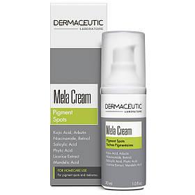 Dermaceutic Осветляющий крем Mela Cream,30 мл