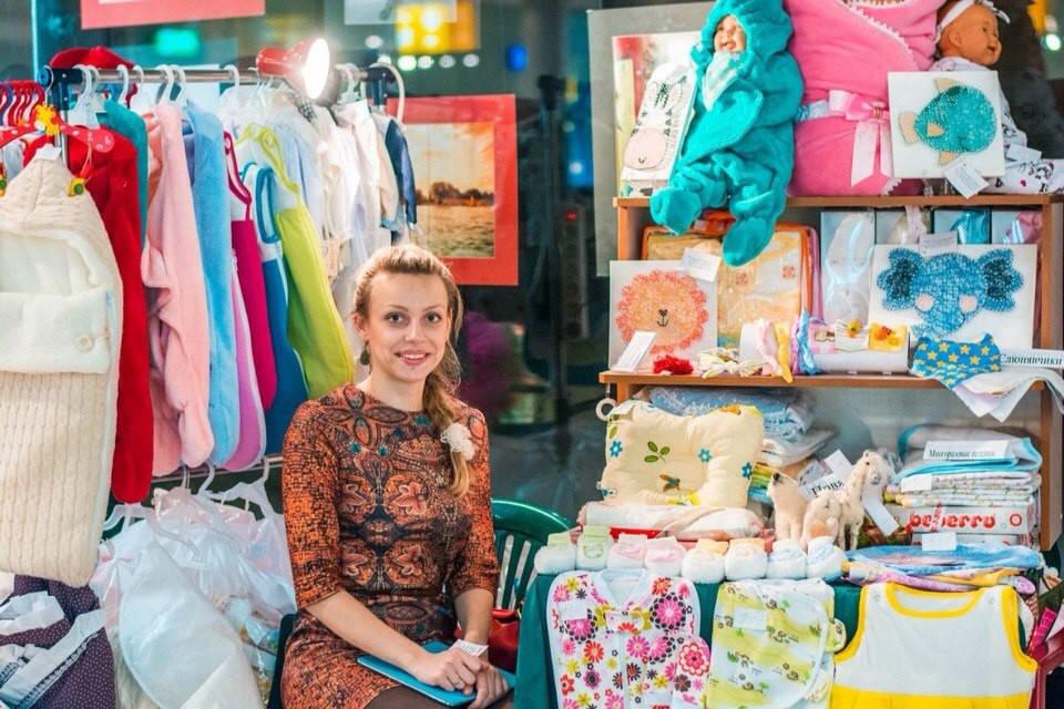 Мы на выставке детских товаров в г.Харькове