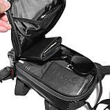 Набедренная сумка - сумка на бак 2в1 Cucyma tank, фото 3