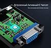 Ugreen Конвертер HDMI в VGA + micro usb и 3.5мм разъемы, фото 6