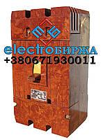 Автоматический выключатель А 3794 400А, А3794 выдвижной с ручным приводом, А 3794 стационарный, выключатель А3794, автомат А-3794, А-3794, автомат