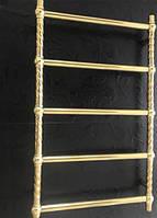Полотенцесушитель золото водяной электрический 1-23