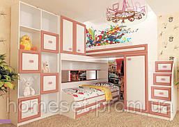 Мебель для детской комнаты «Твинс»