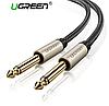 Ugreen 6.5мм моно Jack аудио кабель, длина 1м
