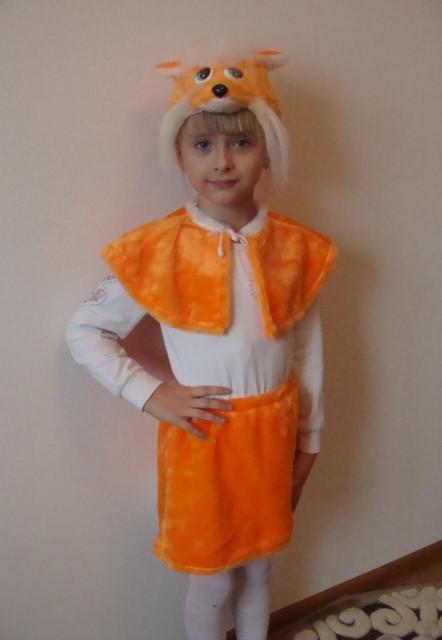 Новогодний костюм Лисички, 390