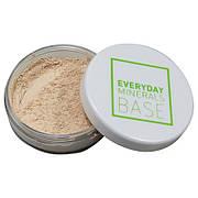 Полуматовая минеральная основа под макияж Everyday Minerals Semi-Matte Base 4,8 г