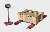 Балочные весы Ягуар с весовым терминалом ICS