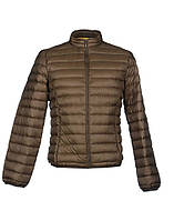 Мужской стильный  супер легкий оливковый пуховик  куртка весна осень POC