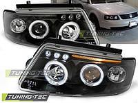 Фары тюнинг оптика Volkswagen VW Passat B5 дорестайл