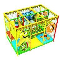 """Детский игровой лабиринт «Апельсинка-мини""""», 2*3 клетки"""