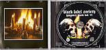 Музичний сд диск BLACK LABEL SOCIETY Hangover music vol.4 (2004) (audio cd), фото 2