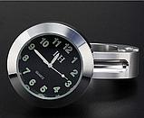 Годинник на кермо мотоцикла Quartz, фото 3