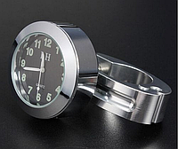 Часы на руль мотоцикла Quartz
