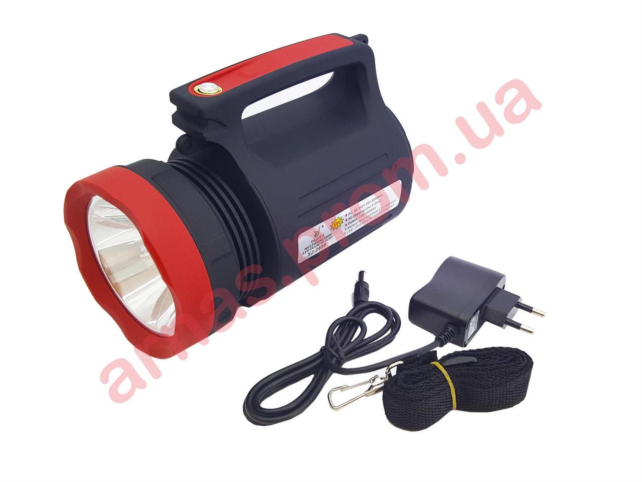 Аккумуляторный фонарь Yajia YJ-2886