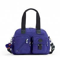 541f275e363a Сумка женская наплечная Kipling DEFEA/Summer Purple (11л) (33x24,5x19см)