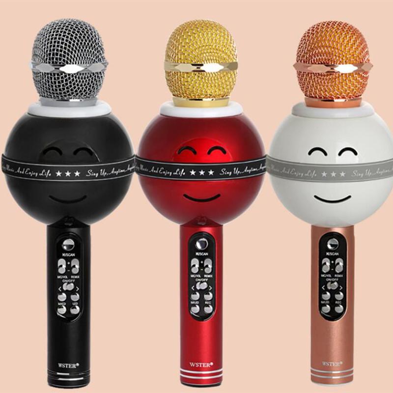 Микрофон DM Karaoke WS878