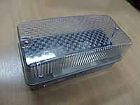 Светильник НПП 3006 серый 60Вт, фото 1
