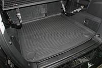 Коврик в багажник SSANGYONG Rexton с 2006-2013 , цвет:черный ,производитель NovLine