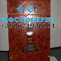 Автоматический выключатель А 3796 400А, А3794 выдвижной с ручным приводом, А 3794 стационарный, выключатель А3794, автомат А-3794, А-3794, автомат