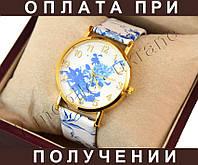 Женские часы GENEVA -- СЕРЕБРО, БЕЛЫЙ