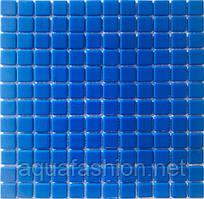 Синяя декоративная мозаика Vivacer VP21