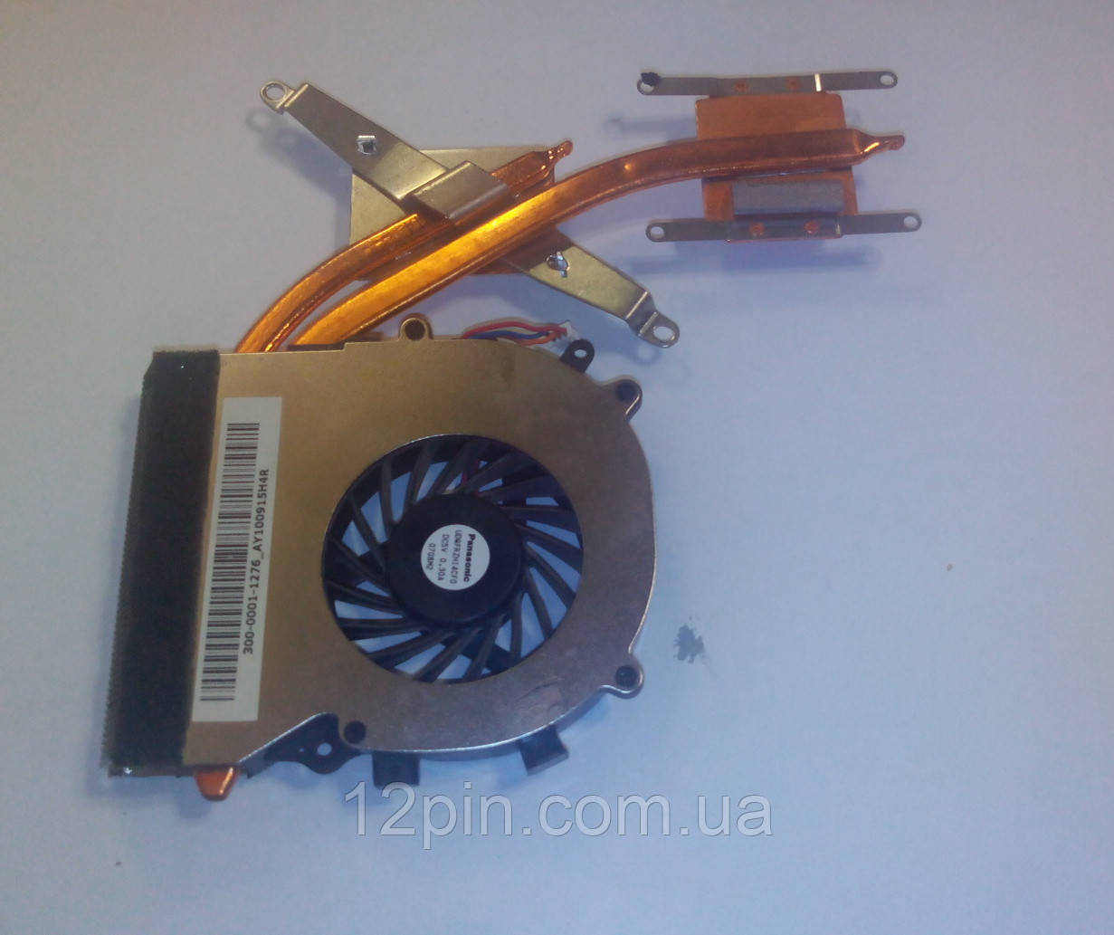Система охлаждения  Sony VAIO PCG-61211V б.у. оригинал