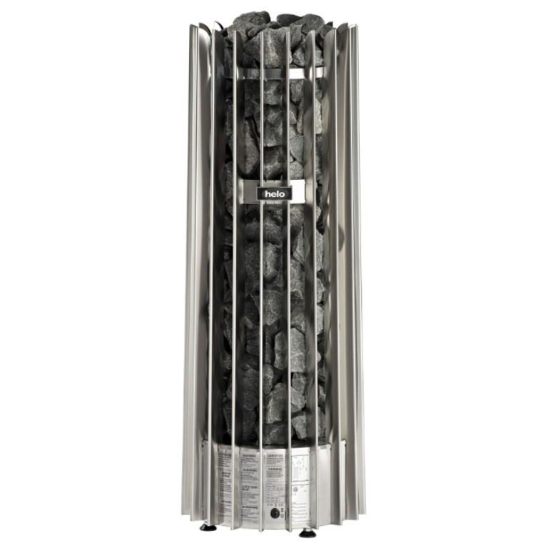 Электрокаменка Helo ROCHER 105 DE (мат. хром)